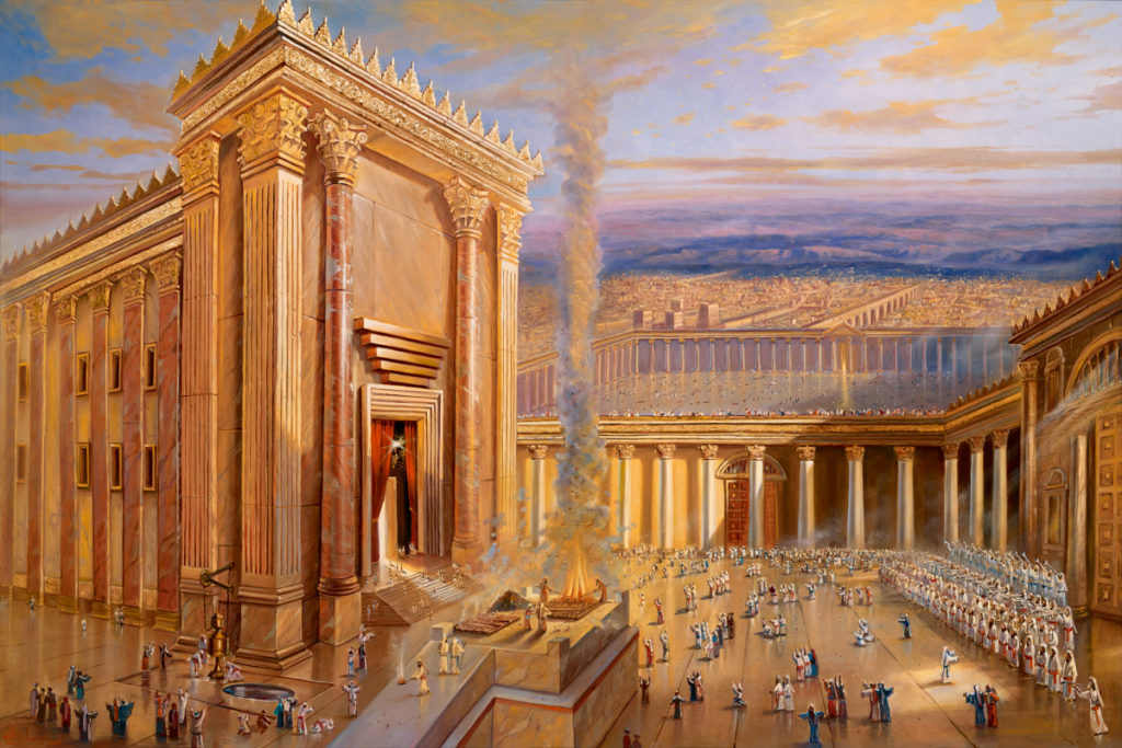The-second-Jewish-Temple-by-Alex-Levin